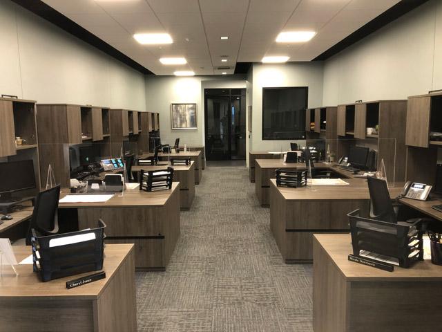 American Bank & Trust Interior